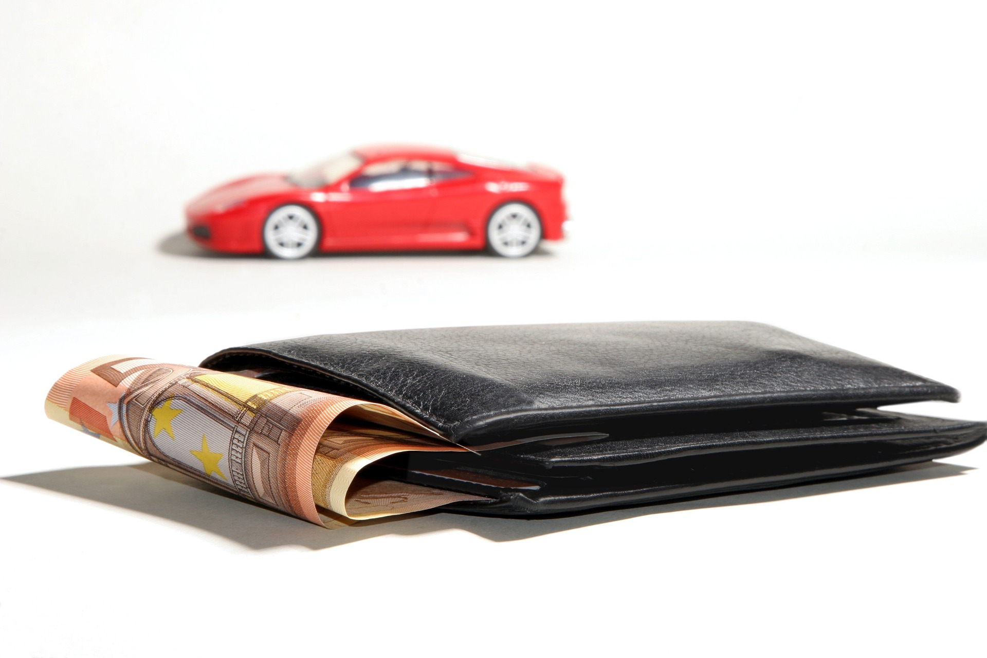 Bilfinansiering i form av billån
